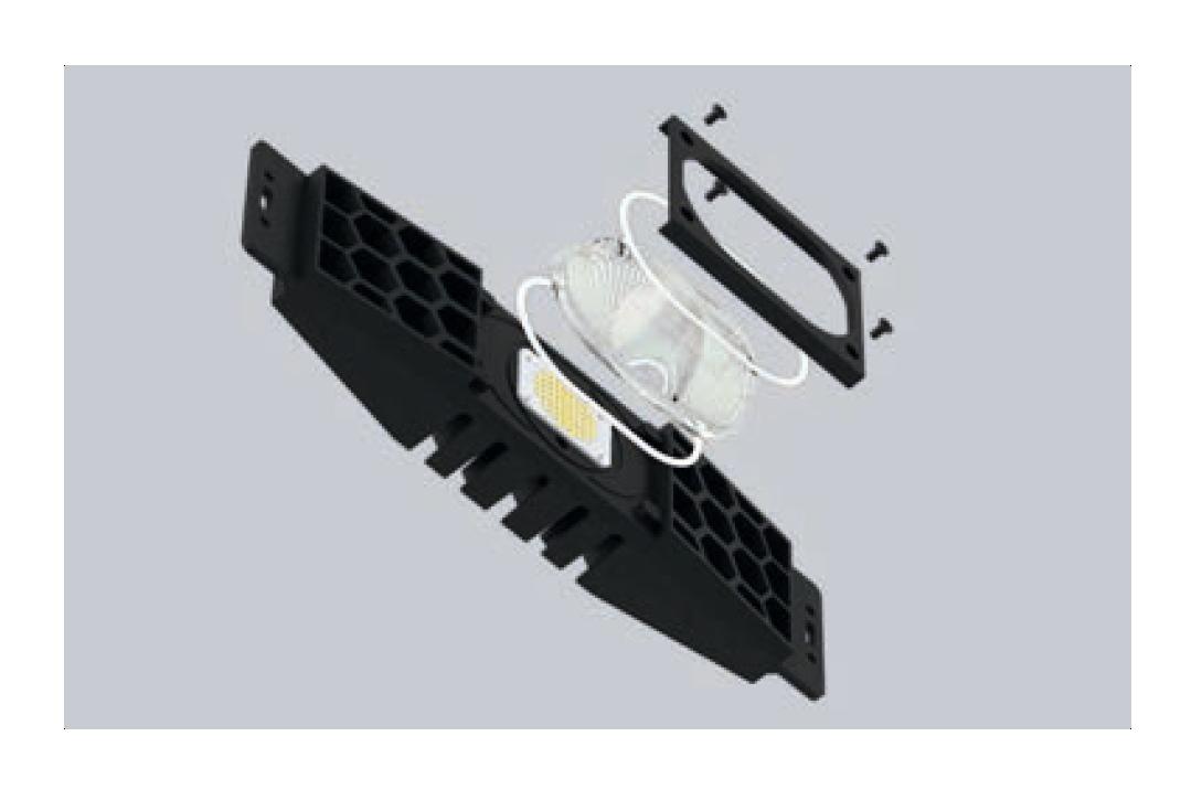Kit relamping LED