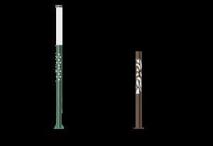 colonne-led-alu couleur